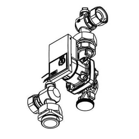 Комплект для подключения емкостного водонагревателя Viessmann Vitodens 200-W