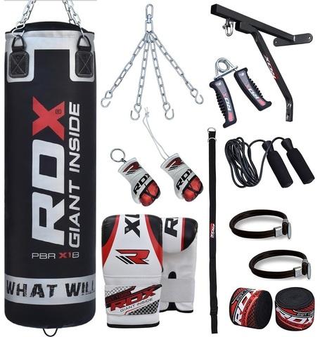 Набор боксера RDX 17PC Punch Bag 5ft