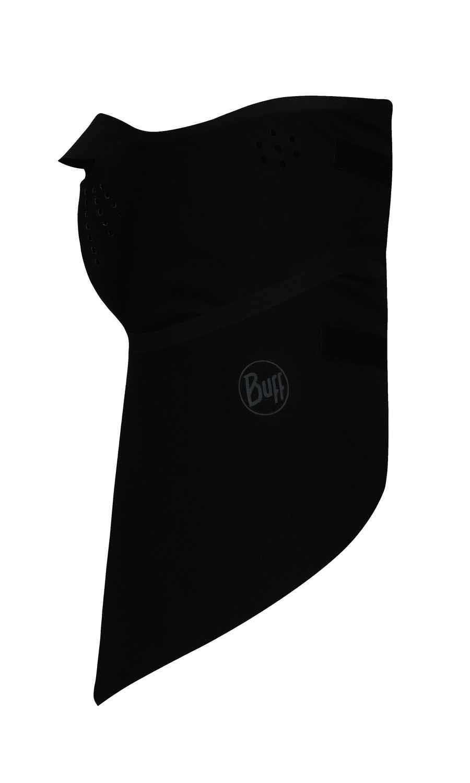 Непродуваемый шарф Buff Bandana Windproof Solid Black