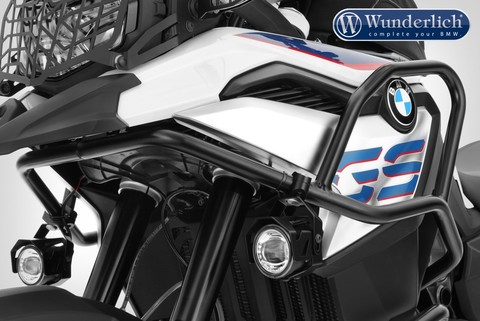 Дуги защиты бака ADVENTURE BMW F 850 GS, черные