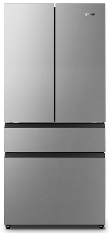 Холодильник side-by-side Gorenje NRM8181UX