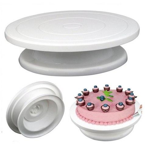 Поворотный столик для торта 28см