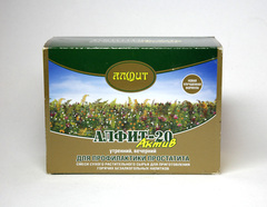Чай Алфит № 20 для проф.простатита 60б(Гален)