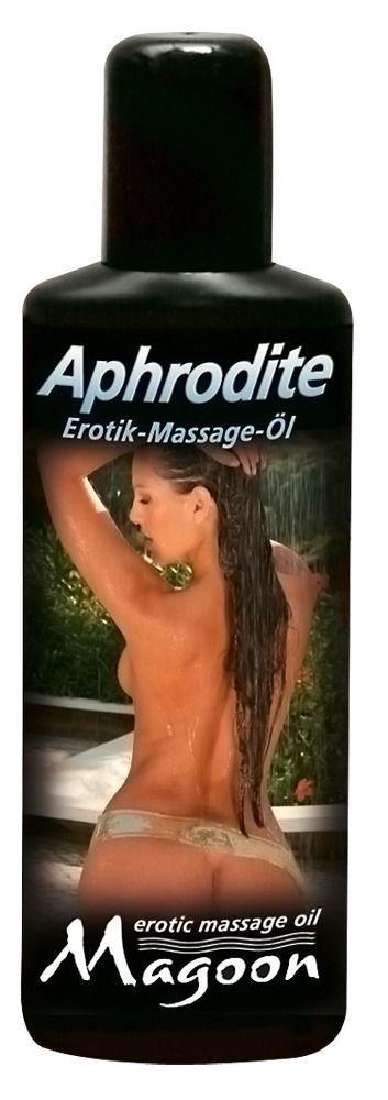 Массажные масла и свечи: Массажное масло Magoon Aphrodite - 100 мл.