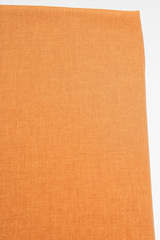 Наволочки 2шт 52х82 Caleffi Tinta Unita оранжевые