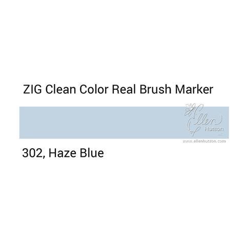 Маркер акварельный ZIG Clean Color Real Brush- штучно - 302