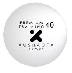 Пластиковый мяч XUSHAOFA Premium Training 1шт.