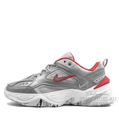 Кроссовки Nike M2K Tekno Silver Red
