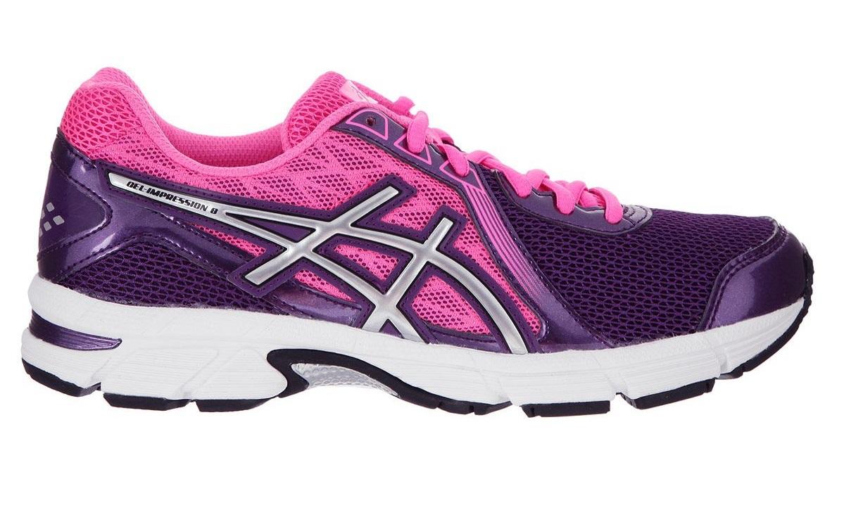Женские кроссовки для бега Asics Gel-Impression 8 (T5C8N 3793)