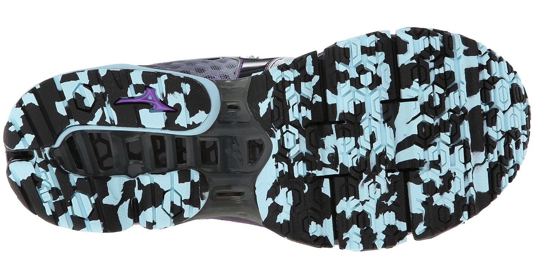 Mizuno Wave Prophecy 4 кроссовки для бега женские (J1GD1500 09) подошва