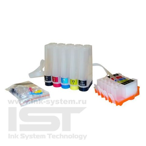 СНПЧ для HP PHOTOSMART 7510/B109A/B209A/C310B/C410C/C309G/C309C/C309N/HP PHOTOSMART PREMIUM FAX C309A