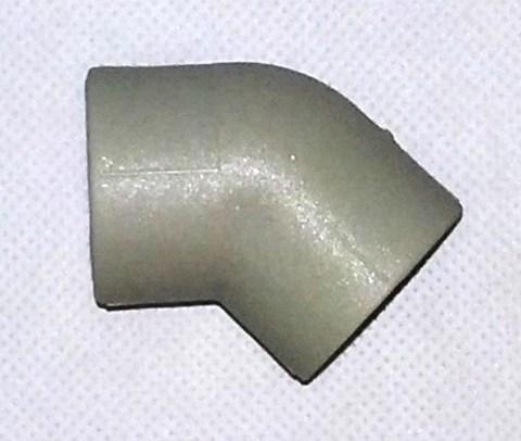 Уголок полипропиленовый 45*