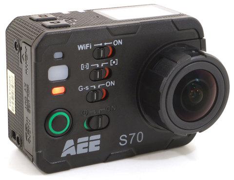 Экшн камера AEE Magicam S70