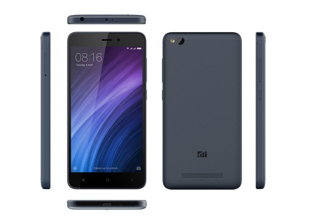 Xiaomi Redmi 4A 32Gb Gray ростест