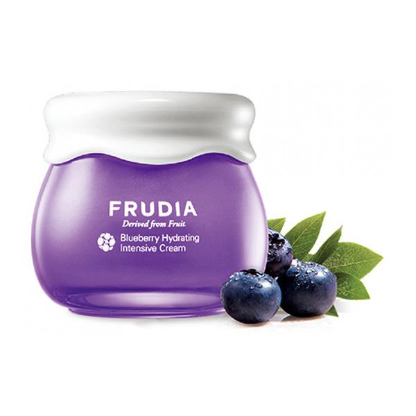 Крем интенсивно увлажняющий с черникой Frudia Blueberry Intensive Hydrating Cream 55г