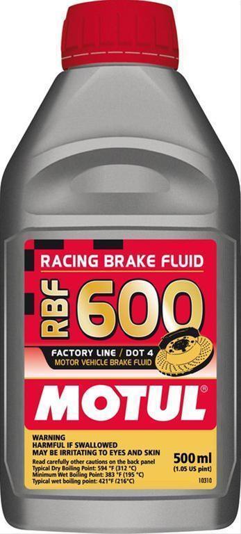 Motul RBF 600 FL Тормозная жидкость