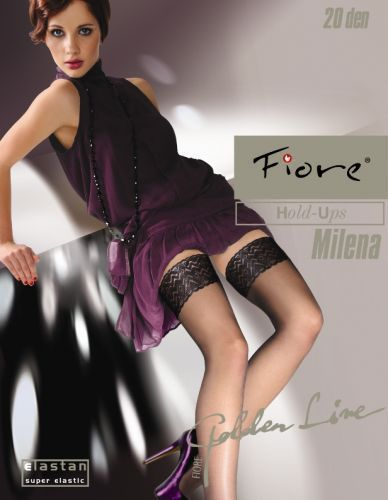 Чулки Fiore Milena 20