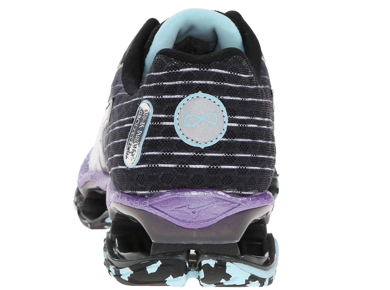 Mizuno Wave Prophecy 4 беговые кроссовки женские (J1GD1500 09) фото пятка