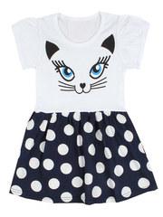 M-819 платье детское, белое