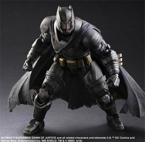Фигурка Бэтмен Dawn of Justice Heavy Armor Batman