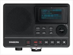 Радиоприемник SANGEAN DAR-101(МP3 плеер)