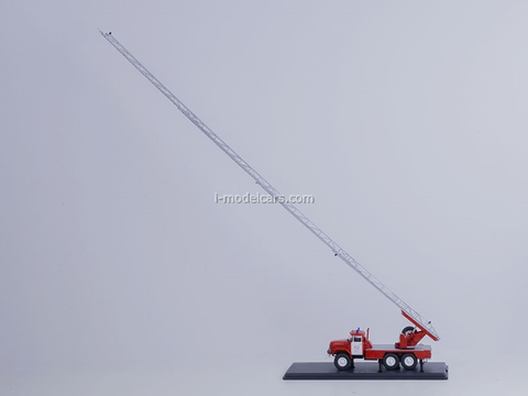 ZIL-131 AL-30 fire engine Vyborg Start Scale Models (SSM) 1:43