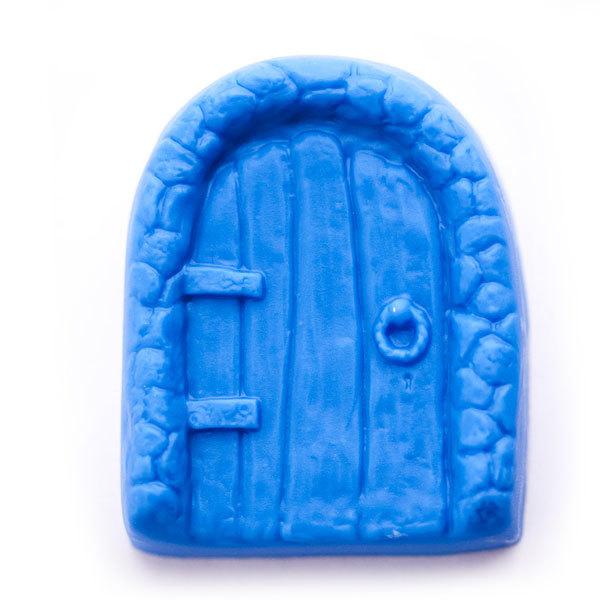 Форма пластиковая для мыла Дверь. Готовый результат