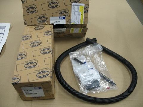Подогреватель обмоток генератора в сборе / Heater АРТ: AH1-305