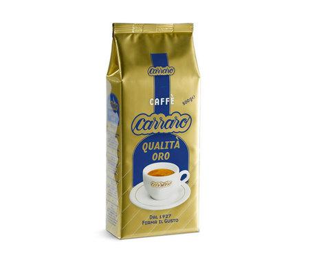 Кофе в зернах Carraro Qualita Oro, 500 г (Карраро)