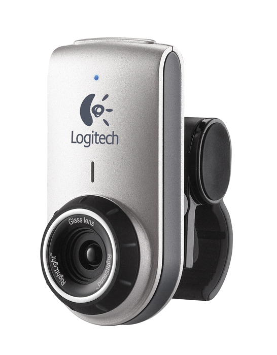 LOGITECH QuickCam for Notebooks Deluxe