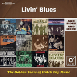 Livin' Blues / The Golden Years Of Dutch Pop Music (A&B Sides And More)(2LP)