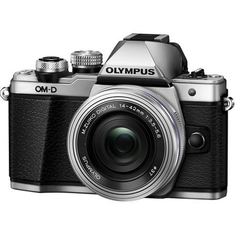 Цифровой беззеркальный фотоаппарат Olympus OM-D E-M10 MK II Kit 14-42 EZ