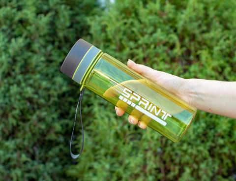 Бутылка POWCAN - 800 мл. SPRINT - Салатовый