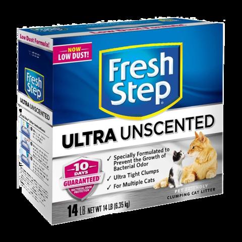 Fresh Step Наполнитель для туалета кошек комкующийся (коробка)