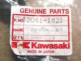 Звезда задняя ведомая Kawasaki 42041-1423