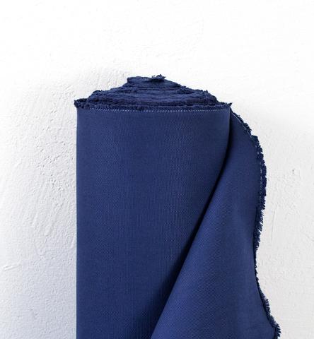Канвас, цвет темно-синий