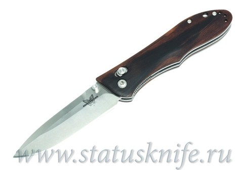 Нож Benchmade 733-02 Ares Wood Prototype