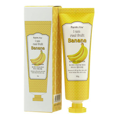 Farmstay I am Real Fruit Banana Hand Cream - Крем для рук с экстрактом банана