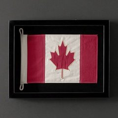 Панно Restoration Hardware Флаг Canada