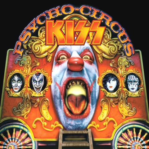 Kiss / Psycho Circus (LP)