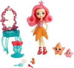 Кукла Энчантималс Старлинг Морская Звезда с питомцами - Enchantimals, Mattel