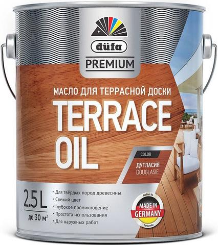 Dufa Premium Terrace Oil/Дюфа Премиум Террас Оил Масло для террассной доски