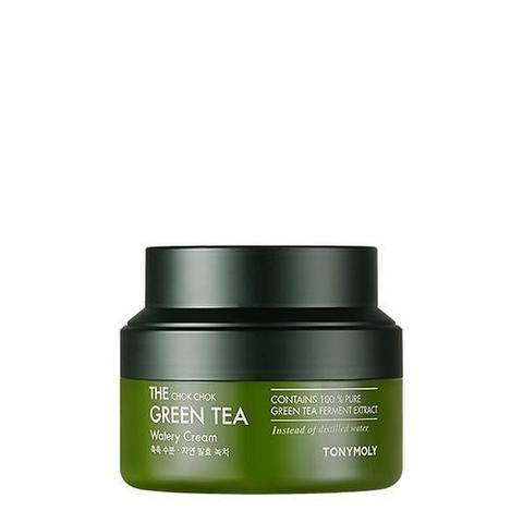 Крем TONYMOLY The Chok Chok Green Tea Watery Cream 60ml