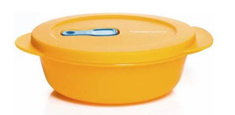 Емкость Новая волна 600 мл в оранжевом цвете