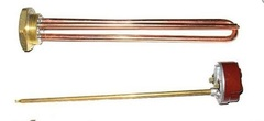 комплект тэн и термостат для водонагревателей Ariston и др.