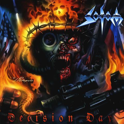 Sodom / Decision Day (RU)(CD)