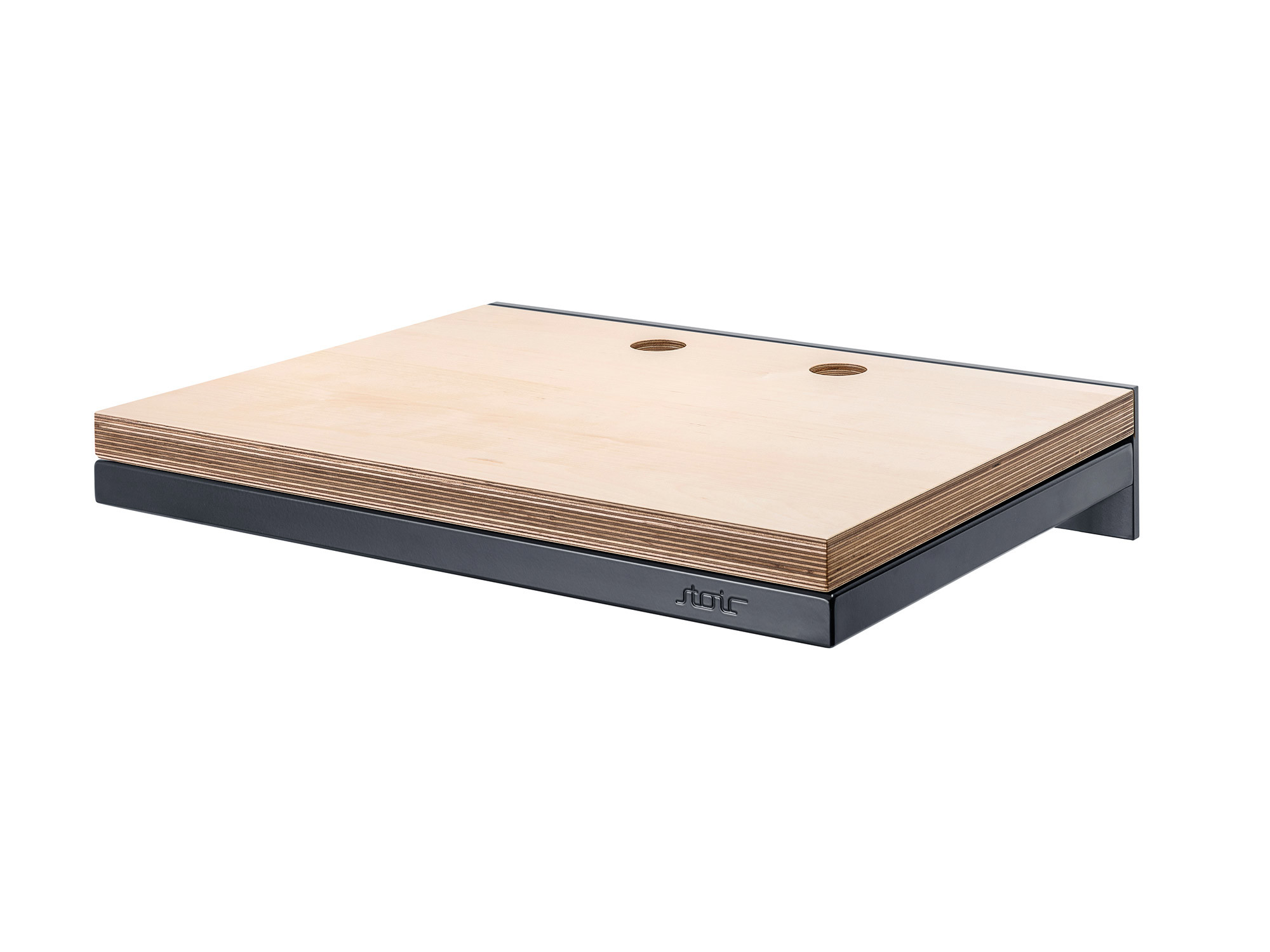 Inakustik Stoic Stainless steel frame, 50x55, Slate
