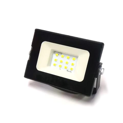 Светодиодный прожектор Luxel LED – LPE – 10 C 10W черный.