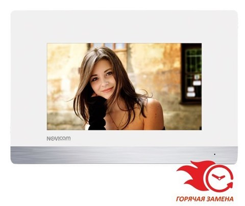 Видеодомофон Novicam FREEDOM 7 HD (ver.4610)