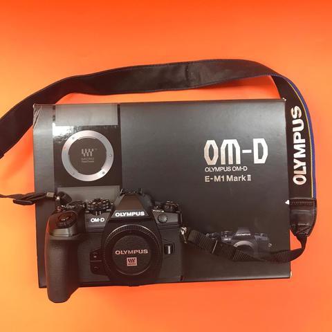 Olympus OM-D E-M1 Mark II Black комиссия